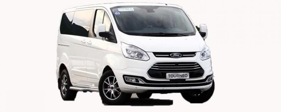 TOURNEO TREND 2.0L AT ECOBOOST